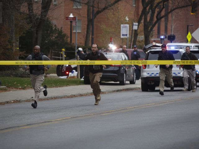 Ohio State University shooting