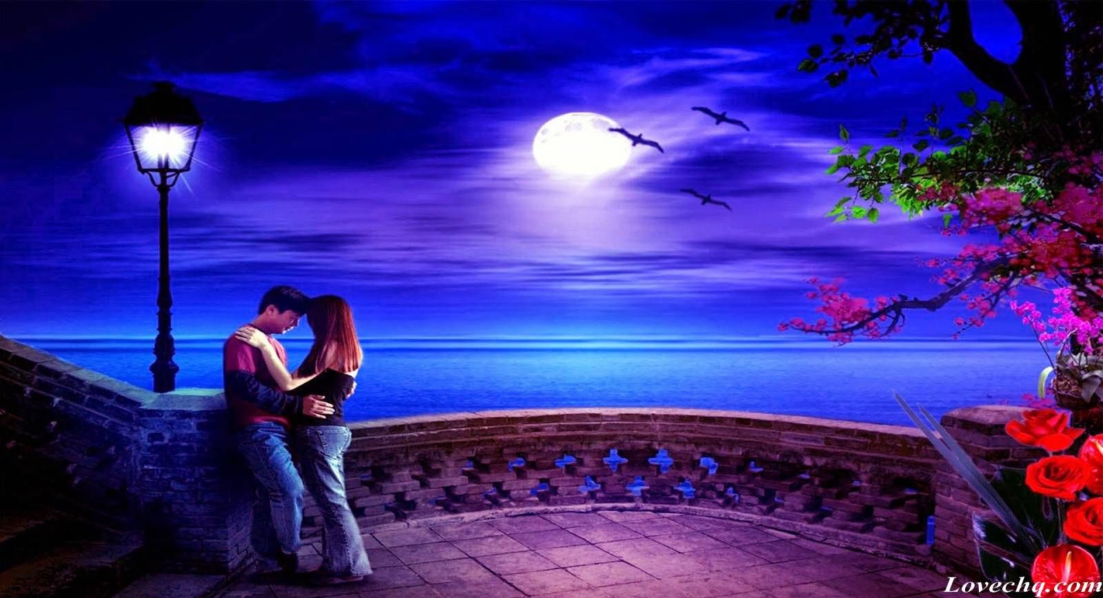 44 Nice Romantic Wallpaper Download Gratis Terbaru