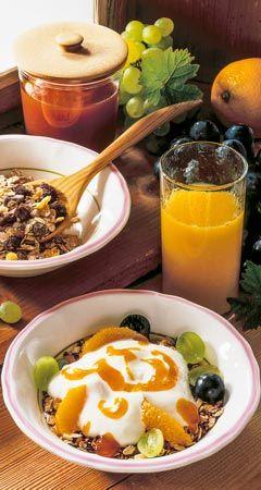trennkost frühstück