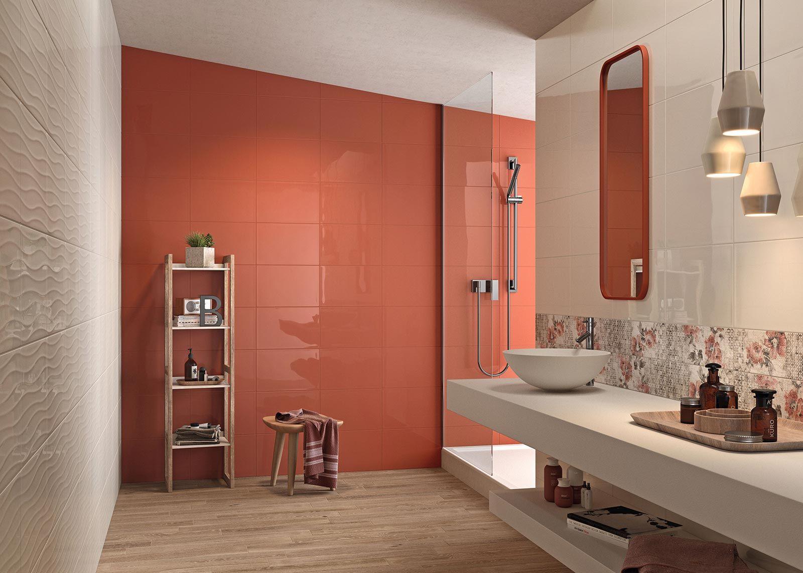 azulejos para el cuarto de baño: cerámica y porcelánico - marazzi