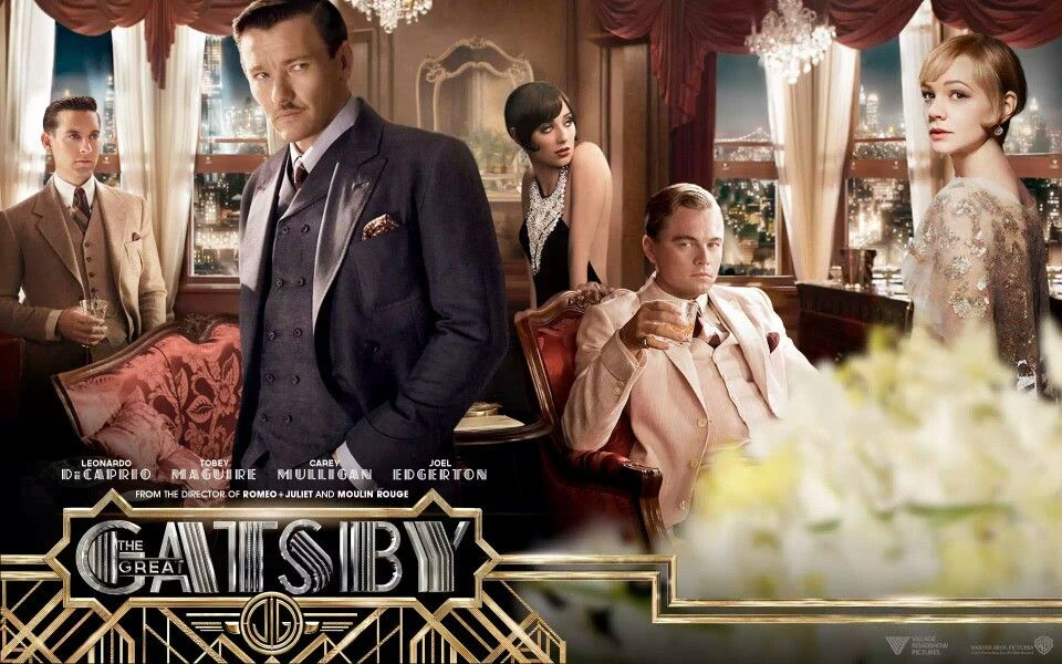 Pin by Jack Connolly on Roaring Twenties | Gatsby movie, The