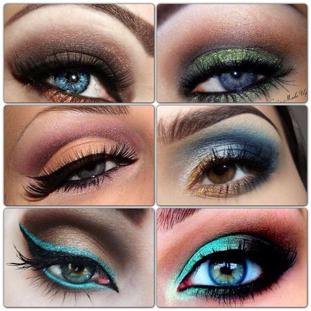 fresh eyeshadow obsessions for blue/green/grey eyes