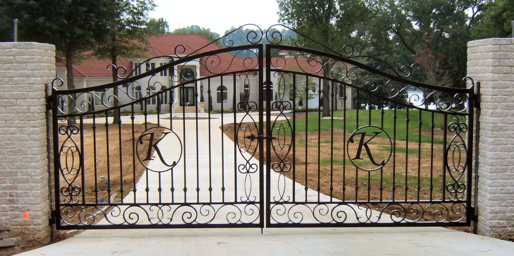 Forged Iron Gates Wrought Iron Gates Iron Gate Design Wrought Iron Fences