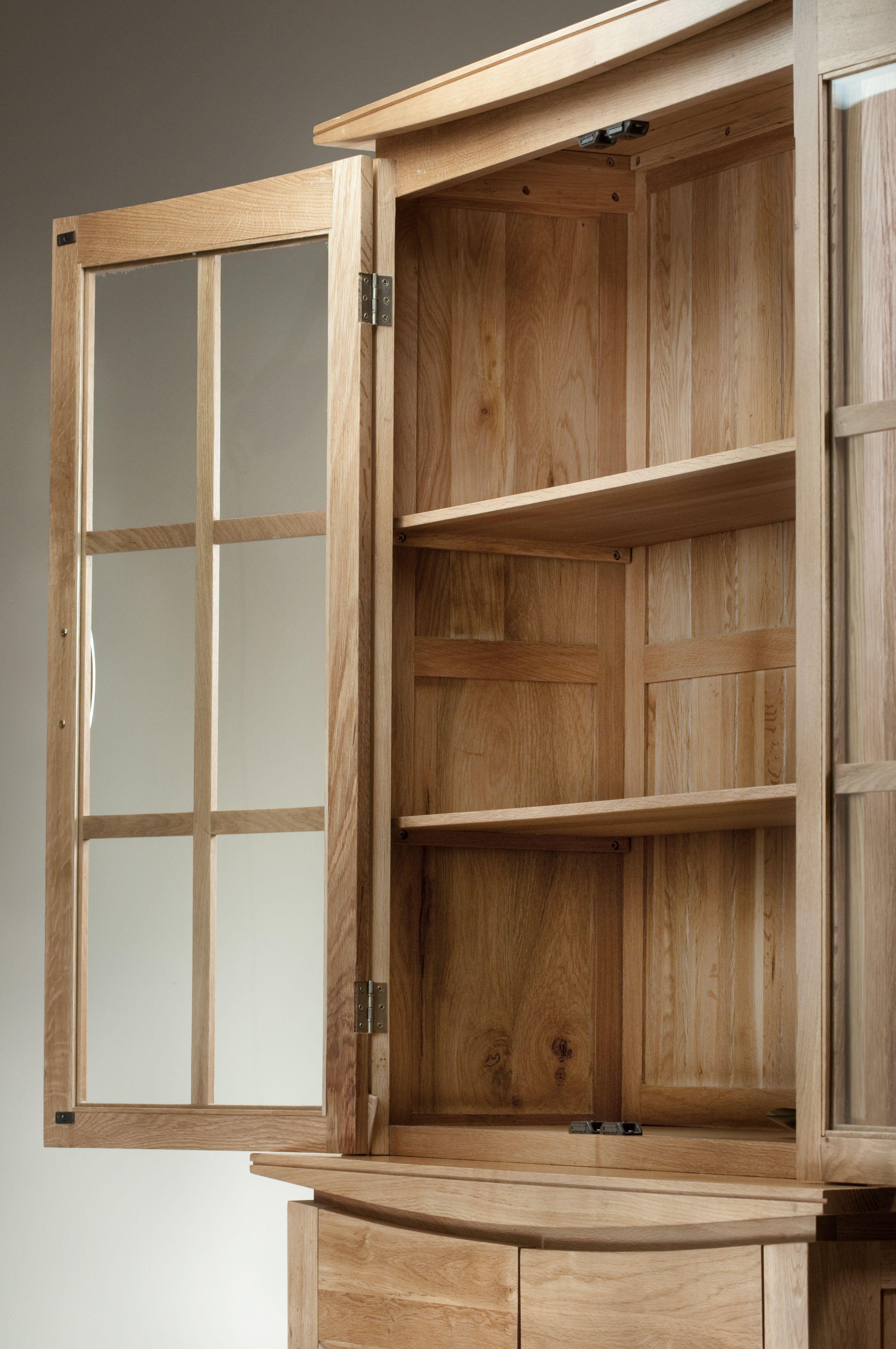 Tokyo Solid Oak Dresser Cabinet www.oakfurnitureland.co.uk