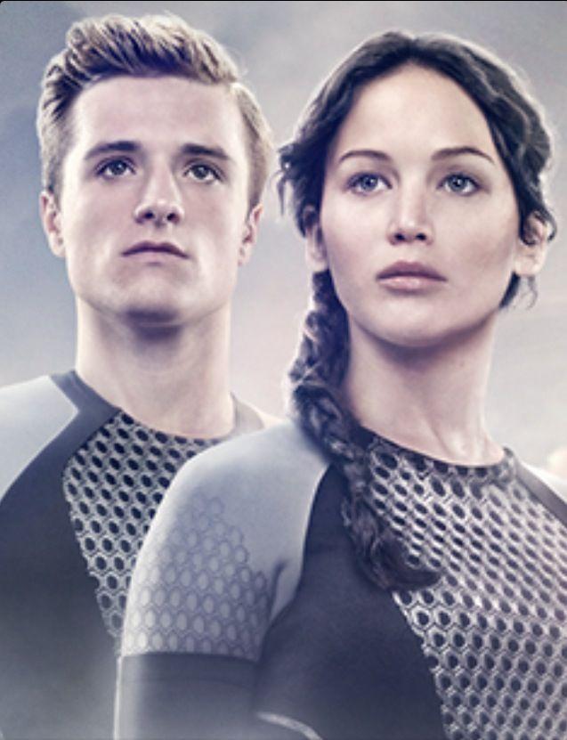 Pictures Of Peeta And Katniss Katniss And Peeta Hunger Games