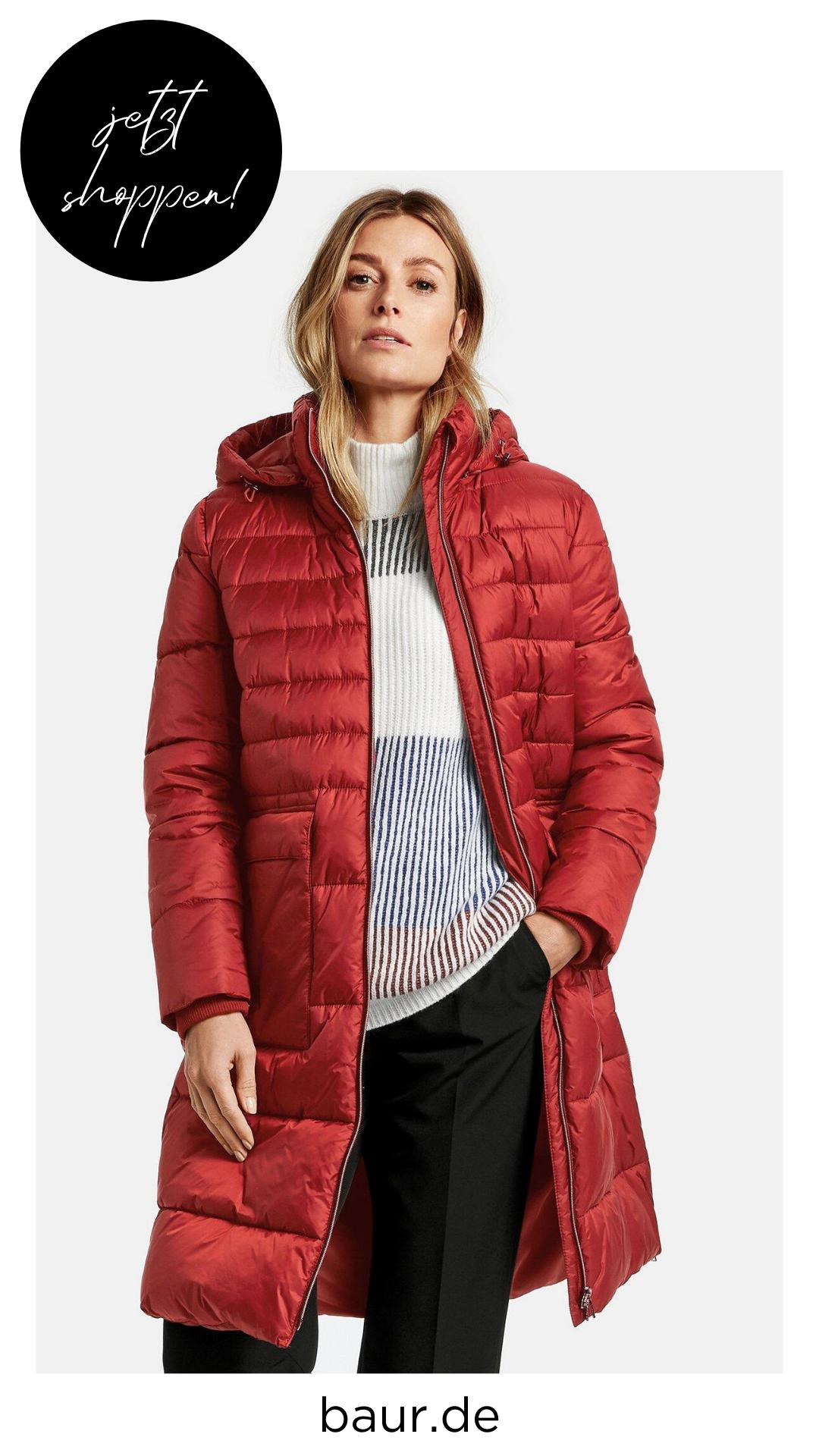 Winterjacken für Damen auf – entdecke warme