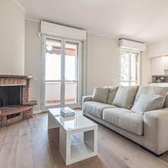 Photo of Ristrutturazione appartamento milano, pioltello soggiorno moderno di facile ristrutturare moderno | homify