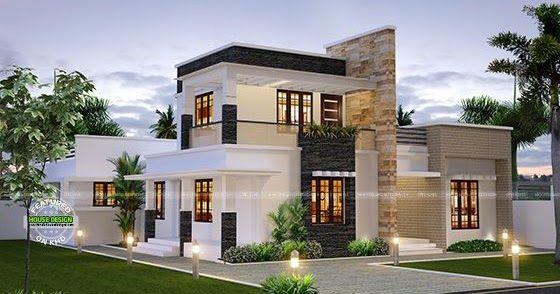 Cute contemporary home | Pinterest | House exterior design, Exterior ...