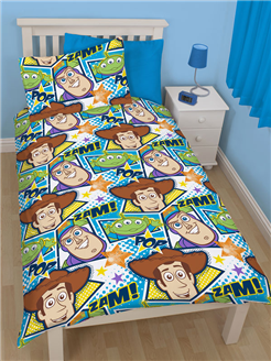 Disney Toy Story Single Duvet Www Facebook Com Fentclothing Twitter