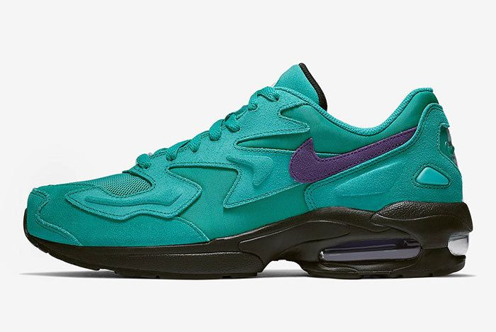 First Look: Nike Air Max2 Light 2019 Retro   Nike shoes