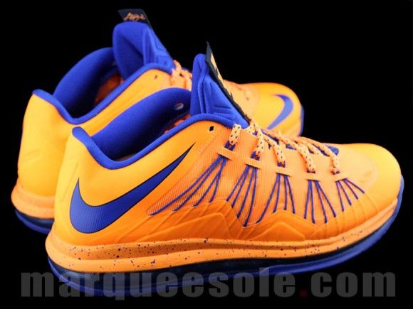 """new arrivals 112bf 9fc93 Nike Air Max LeBron X Low """"HWC"""" – Detailed Pics"""