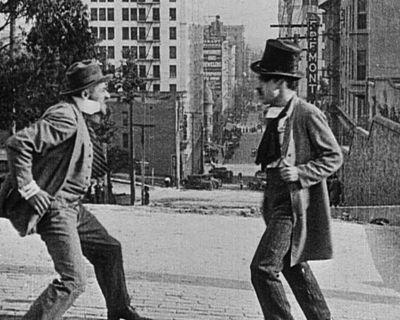 charlie Chaplin 1914 | Charlie Chaplin Making A Living 2 Feb 1914 AntiqueHQ MKV Jayp53