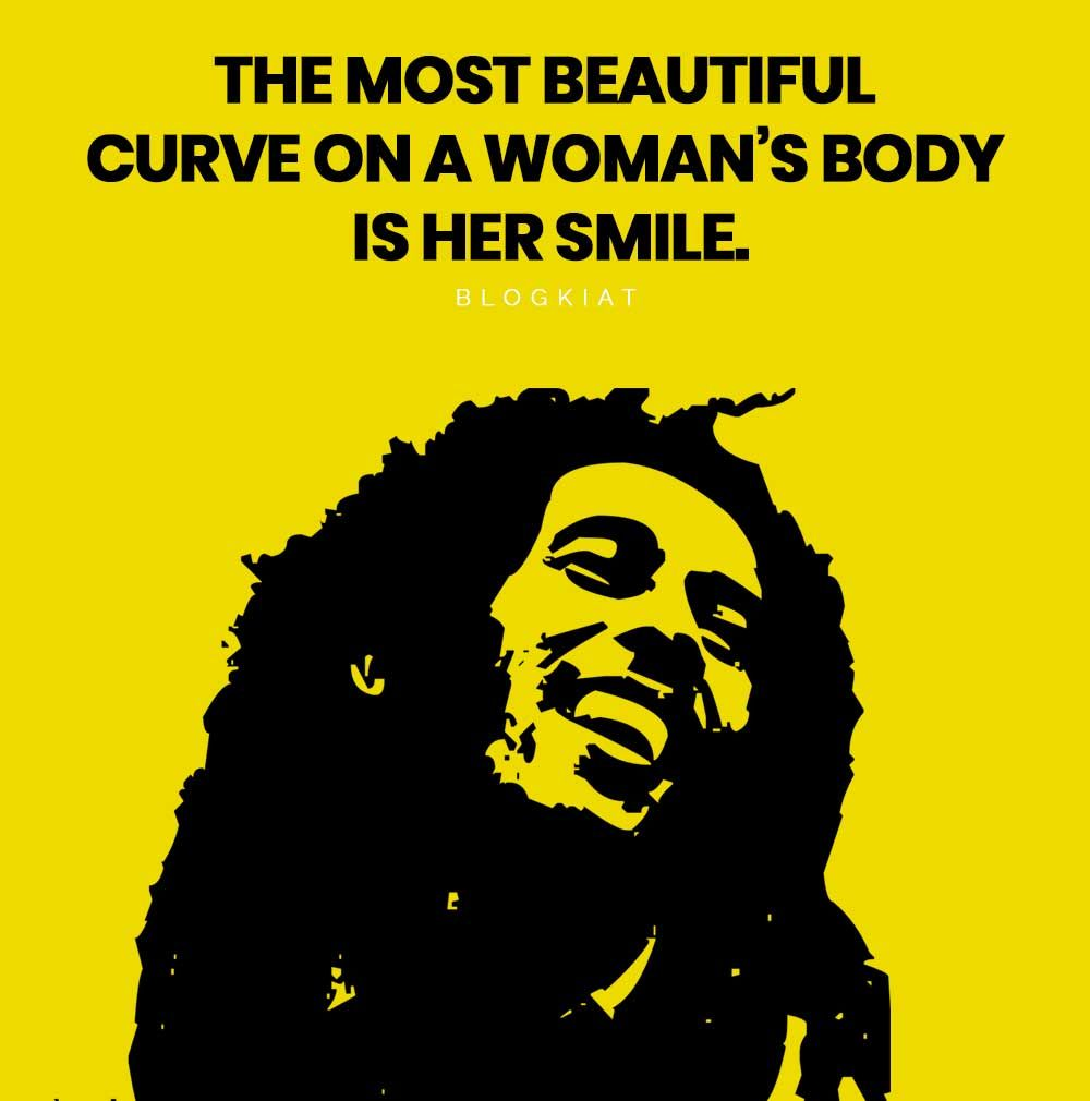 Top Bob Marley Quotes on Life, Love & Happiness - Blogkiat ...