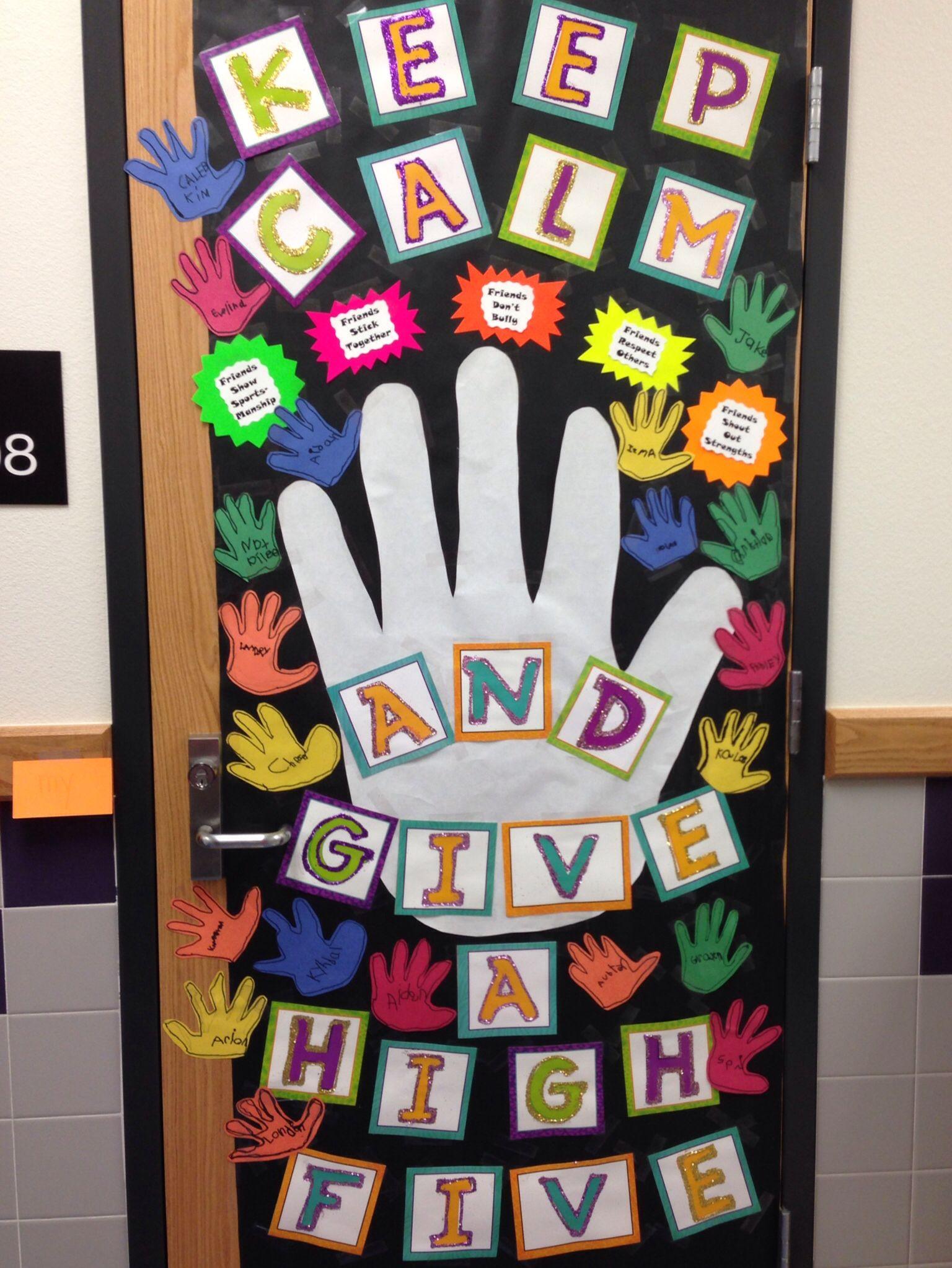 high school classroom door. Boosterthon Door. Classroom DoorSchool High School Door