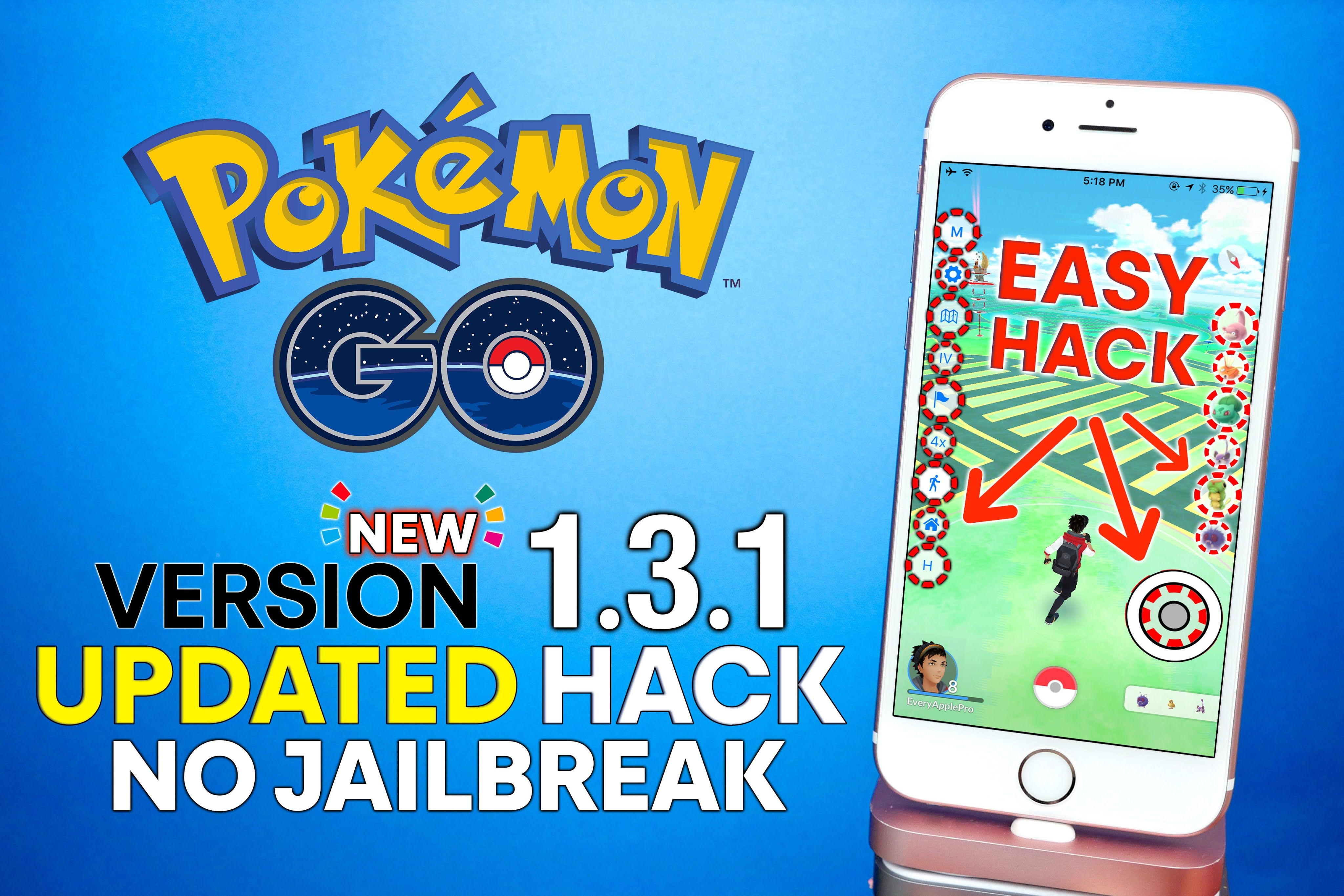 😱 Download modded pokemon go for android | Pokemon Go Hack MOD APK