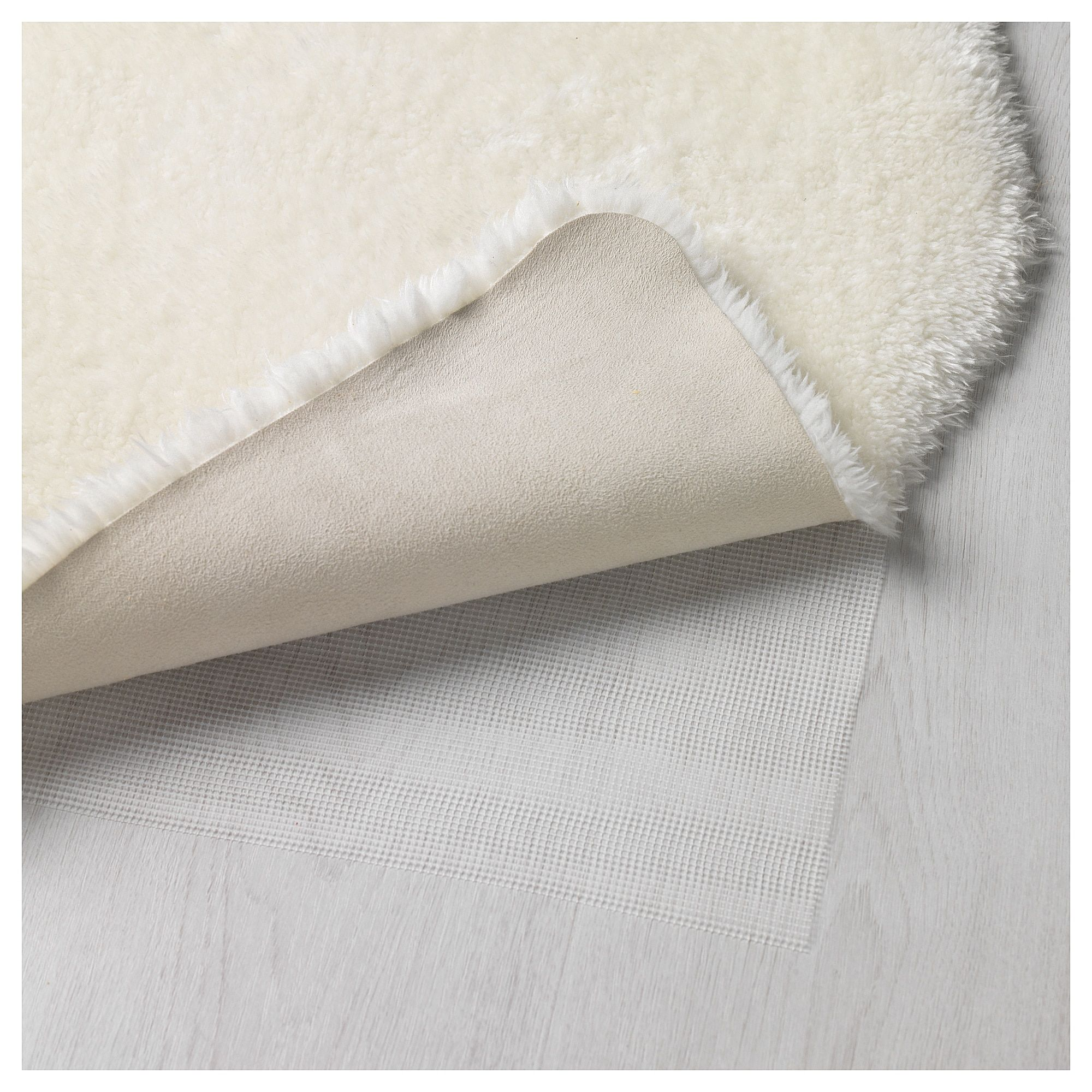 Ikea Toftlund Rug White Tapis Blanc Tapis Ikea Et Tapis