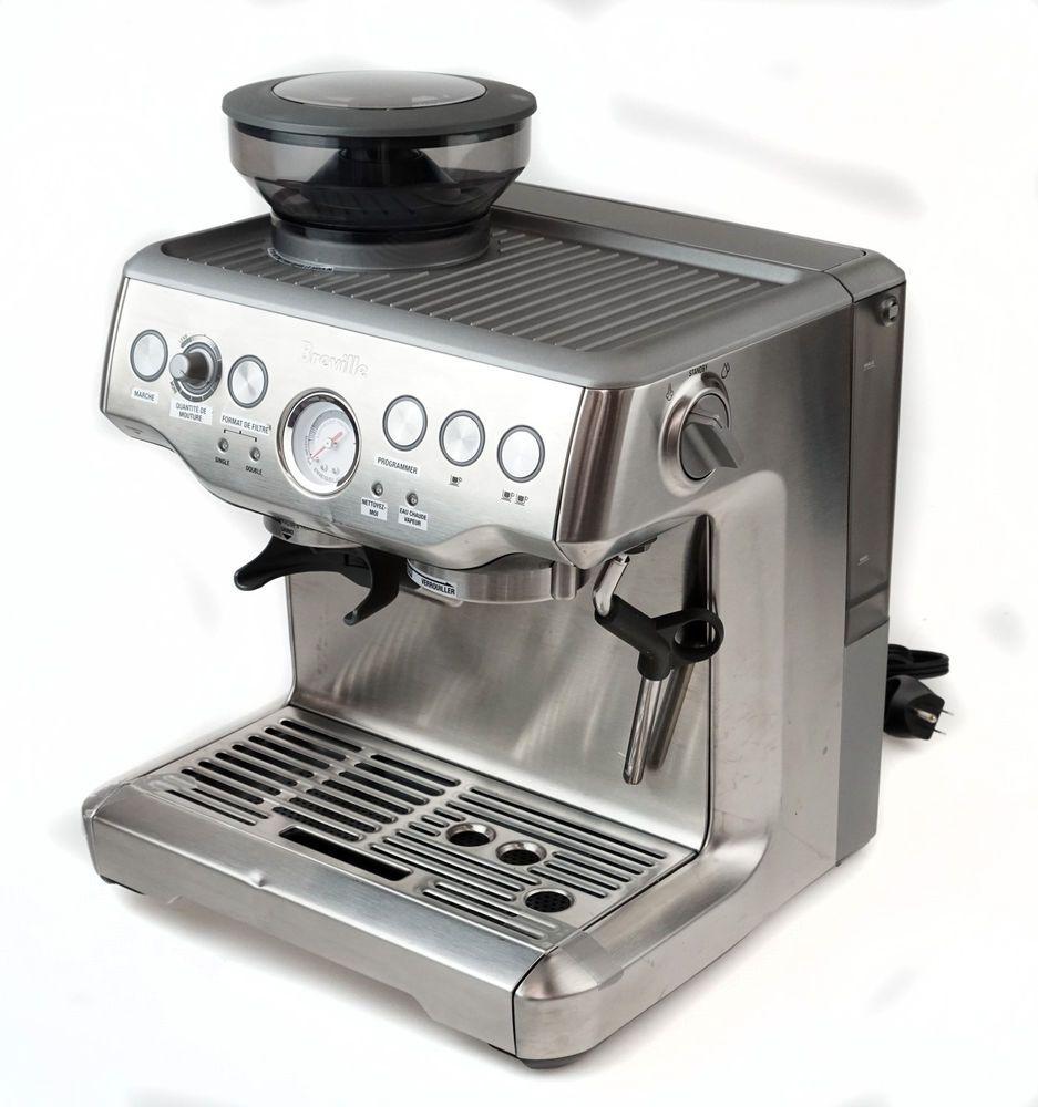 Coffee Machines Coffee Machines Ideas Coffeemachines Coffee Breville Bes870xl Barista Express Espresso M Espresso Machine Espresso Espresso Machine Reviews