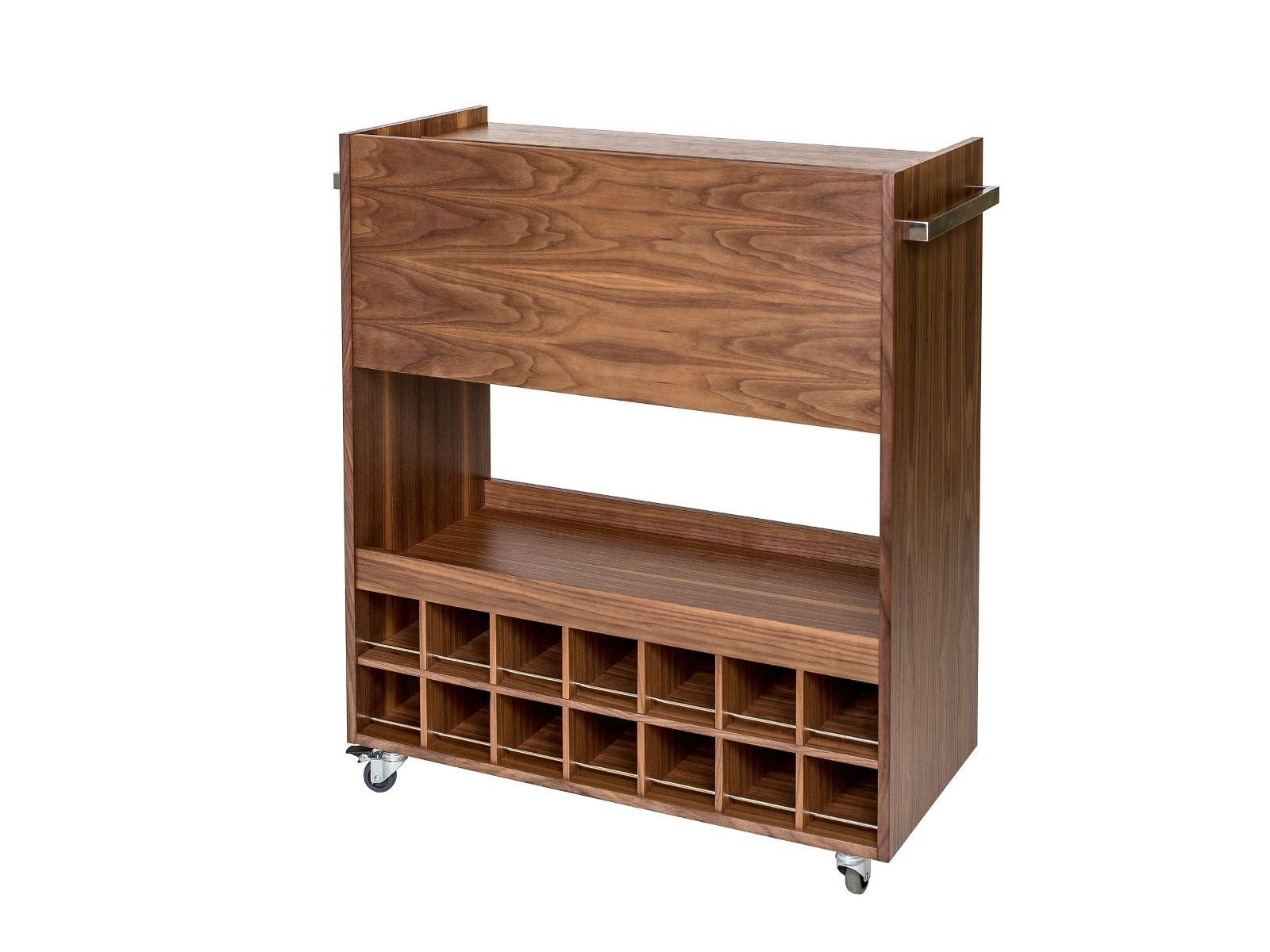 Trolley Wooden Bar Cabinet By Woodman Muebles Para Bar  # Muebles Woodman