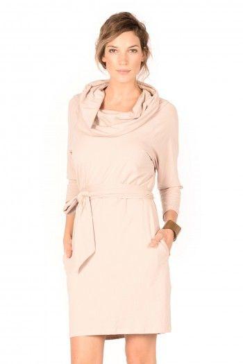 Amera Dress in Cardamom