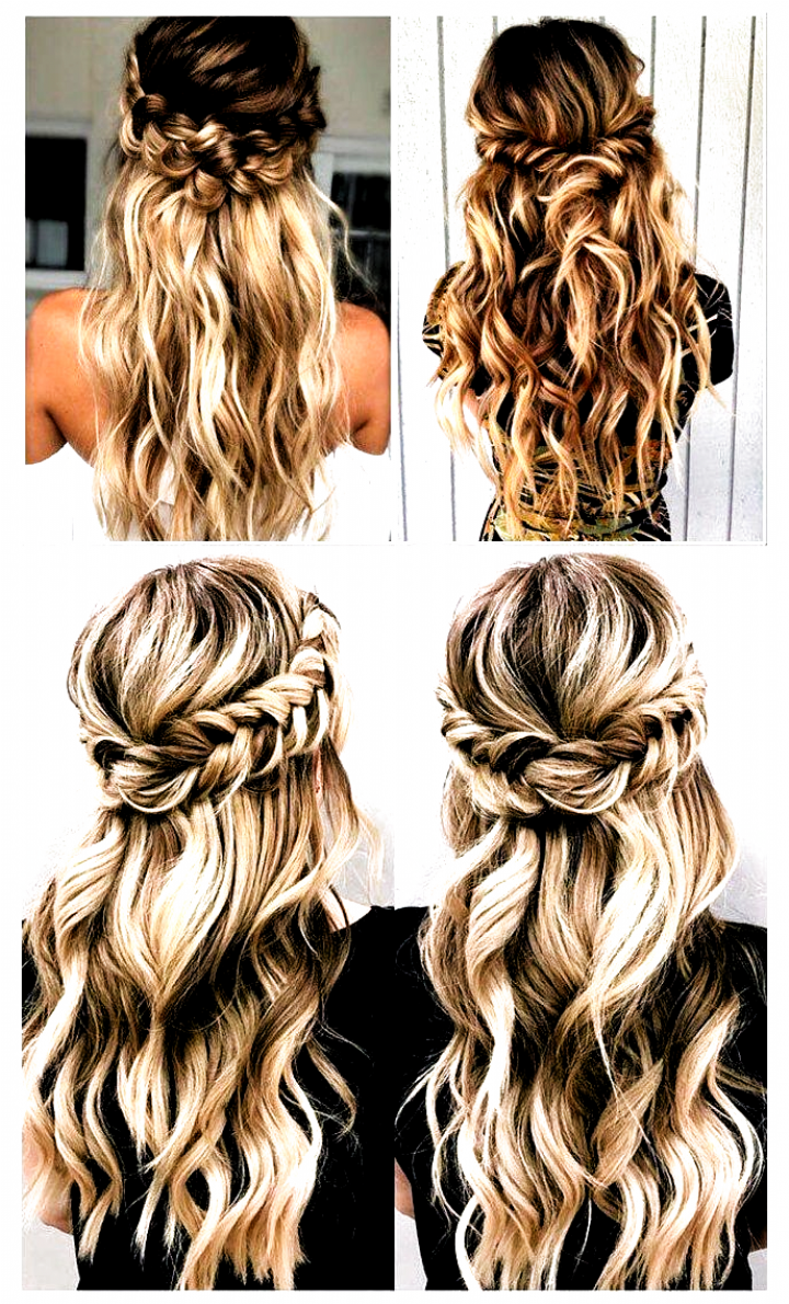 Wedding Hairstyles For Long Hair Long Hair Everyday Hairstyles Wedding Hairstyle Hairstyles For In 2020 Hair Styles Wedding Hair Inspiration Long Hair Styles