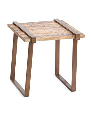 Made In India Mango Wood Side Table Side Table Wood Side Table Mango Wood This rustic charm bedside table will make it a decorative addition to your bedroom. pinterest