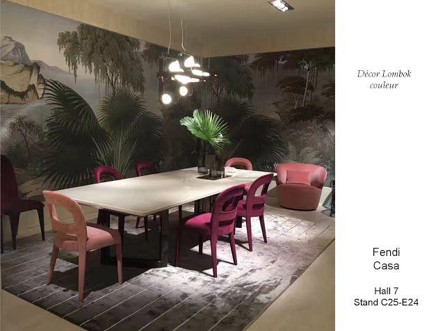 Ananbô Salon du meuble de Milan Collaborations avec Fe
