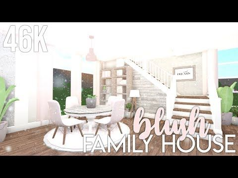 Blush Family House Bloxburg Builds Welcome To Bloxburg