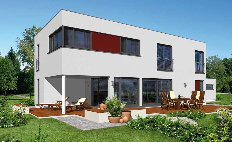Haas fertigbau familie  Haas Fertighaus Top Line K1, Kubus Haus, der absolut perfekte ...