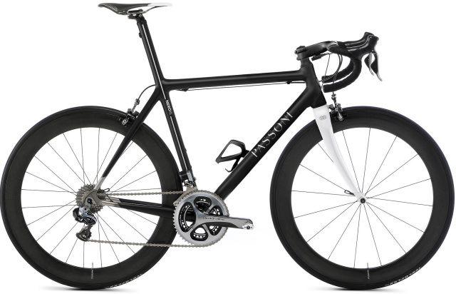 Passoni Vs Gaulzetti Titanium Bike Bike Super Bikes