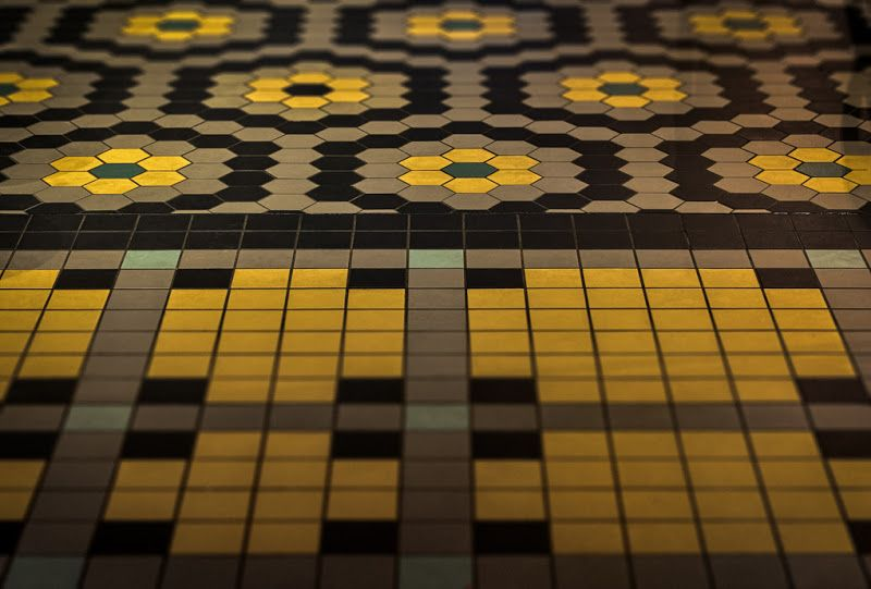 hotel new york | tegels te koop bij mozaiek.com | ook ontwerp vloeren!