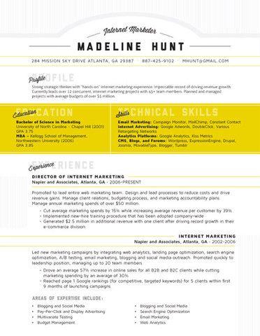 Loft Resumes Resume Template Service Beautiful Resume Design Resume Design Good Resume Examples