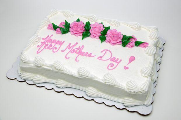 Ideas Para Decorar Un Pastel Del Día De Las Madres