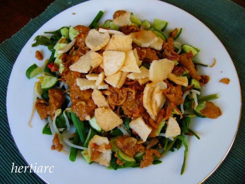 Resep Lotek Ttm Makanan Sehat Resep Masakan Indonesia Resep Masakan Asia