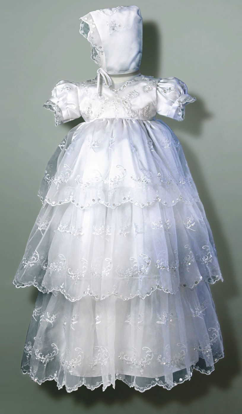 Christening+Gowns+for+Girls | home christening baptism girl ...