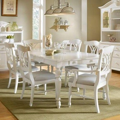 Mirren Harbor Traditional 7 Piece Dining Set By Broyhill Furniture