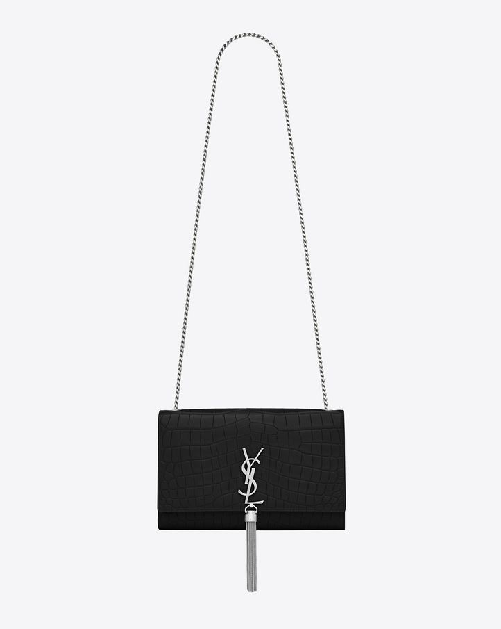 The Laurent Kate Selection Tassel With Monogram And Saint Discover wqUdYBYx