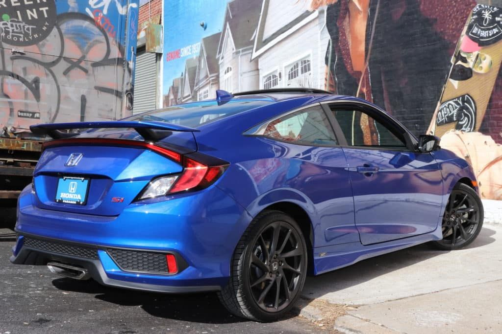 Introducing Our Latest Custombuild The Superman Blue Iconic For Its Blue Exterior And Red Accent Colors Thi Honda Civic Si Honda Civic Sport Honda Civic