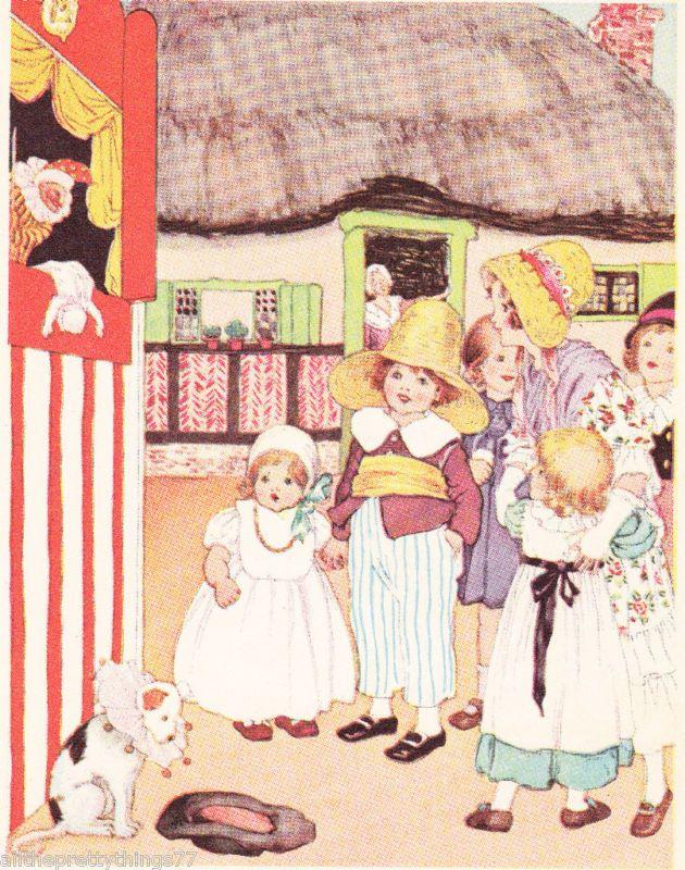 Vintage 1935 Millicent SOWERBY print   eBay