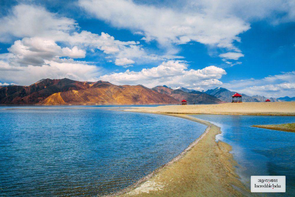 Pangong Lake Leh Ladakh Tourist Spots Tourist Travel