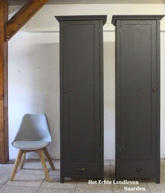 Smalle Hoge Badkamerkast.Maatwerk Kast Smalle Hoge Kasten Prijs Set Van 2 M123 Kitchen