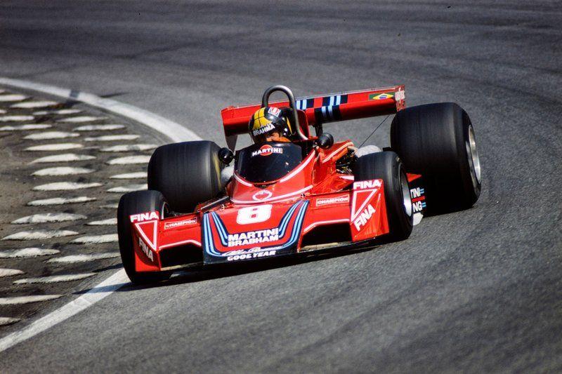 Carlos Pace, Brabham BT45 Alfa Romeo (com imagens) | Formula