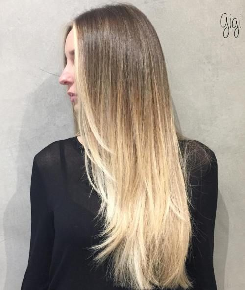 40 Picture Perfect Hairstyles For Long Thin Hair Primp 2014 Hair
