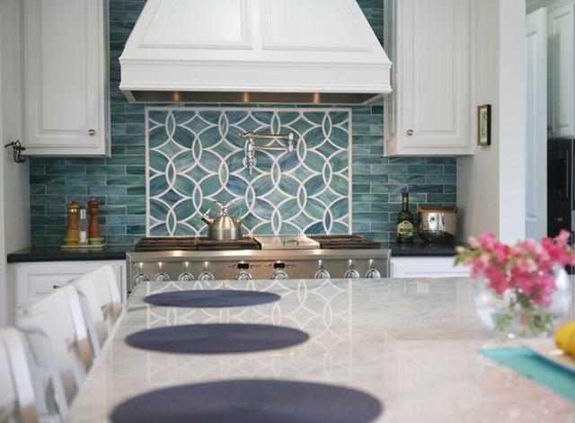Backsplash Home Pinterest Kitchens