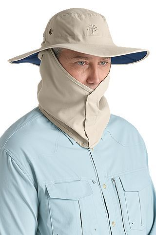 8747f6fd06d Shapeable Boating Hat  Sun Protective Clothing - Coolibar