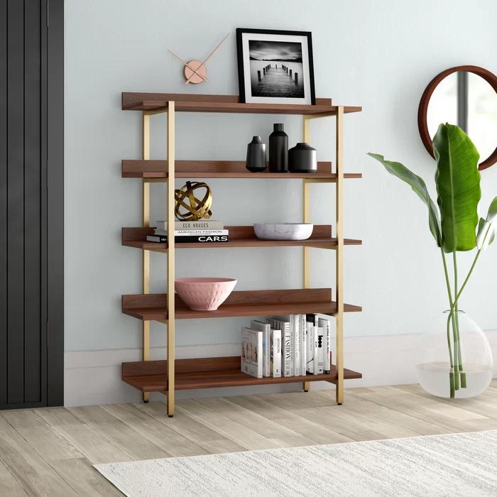 Rhoads Etagere Bookcase Etagere Bookcase Bookcase Furniture