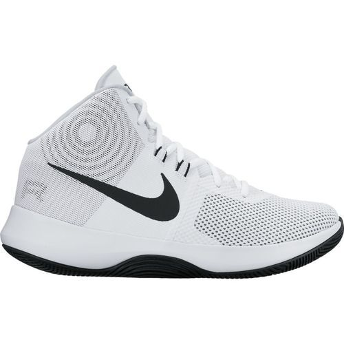 Nike Men's Air Precision Basketball Shoes (White/Black/Cool Grey/Pure  Platinum