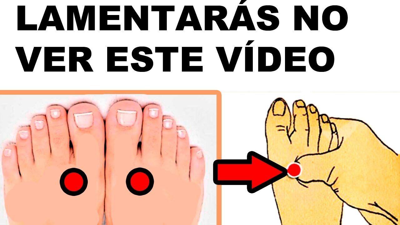 Presiona Este Punto 2 Minutos Y Mira Lo Que Le Pasa A Tu Cuerpo Esto Cambiará Tu Vida Youtube Consejos Para La Salud Remedios Para La Salud Juanetes