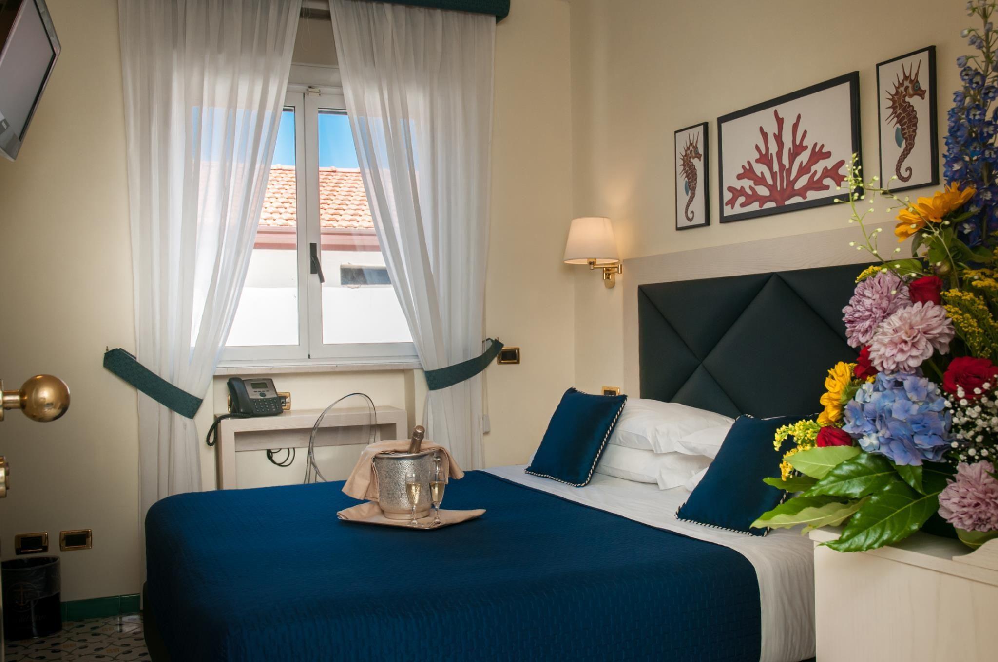 Sorrento Hotel Del Mare Italy Europe The 3 Star Hotel Del