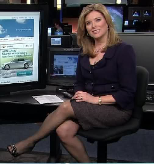 kelly cass | Cass on the Weather Channel Showing legs  Watch Video