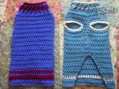 Size Small Dog Free Crochet Pattern Easy Enough For Anyone That